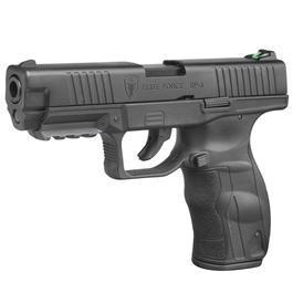 Softair ab 18 - Elite Force EF BP-6 mit Metallschlitten CO2 BlowBack 6mm BB schwarz