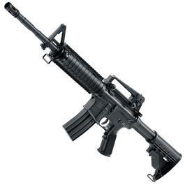 Softair ab 14 - Umarex Oberland Arms OA-15 M4 RIS Komplettset AEG 6mm BB schwarz