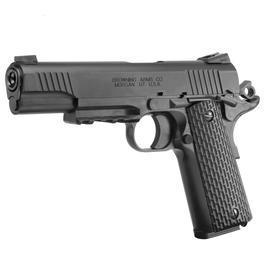 Sportwaffen - Umarex Browning 1911 HME Metallschlitten Springer 6mm BB schwarz