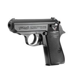 Softair ab 14 - Umarex Walther PPK/S Metallschlitten Springer 6mm BB schwarz