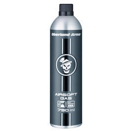 Oberland Arms Black Lable Airsoft Green Gas 750 ml