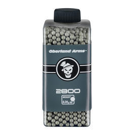 Oberland Arms Black Label BBs 0,20g 2.800er Flasche grau