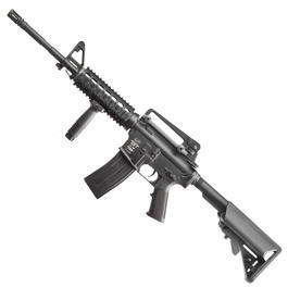 freie Waffen - ASG LMT Defender 4 M15A4 RIS Proline Vollmetall S-AEG 6mm BB schwarz