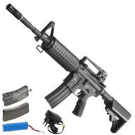 Classic Army Sportline - ASG Armalite M15A4 Carbine Sportline Komplettset S-AEG 6mm BB schwarz