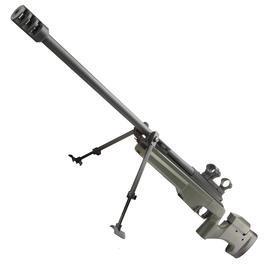 Sportwaffen - Ares MSR-009 Gas Bolt Action Snipergewehr 6mm BB oliv
