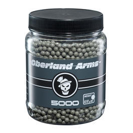 Oberland Arms Black Label BBs 0,12g 5.000er Container grau