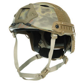Emerson Airsofthelm MICH Fast Helmet Mandrake