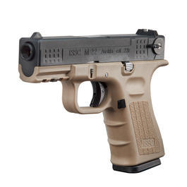 Wei-ETech ISSC M22 mit Metallschlitten GBB 6mm BB Dark Earth Tan