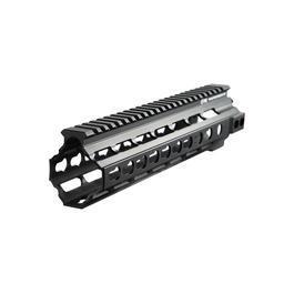 Softair Verkauf - MadBull / PWS M4 DI Aluminium KeyMod Handguard 10 Zoll schwarz