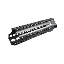 Softair Verkauf - MadBull / PWS M4 DI Aluminium KeyMod Handguard 12 Zoll schwarz