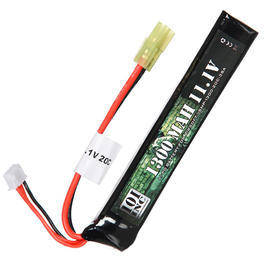 101 INC. LiPo Akku 11,1 V 1300 mAh 20 C Stick-Type