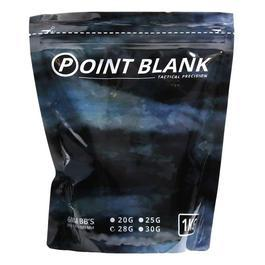 Point Blank Airsoft Bio BBs 0,28g 3.500er Beutel Braun