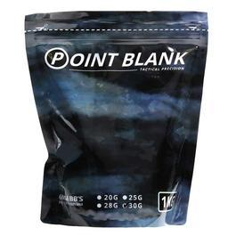 Point Blank Airsoft Bio BBs 0,30g 3.300er Beutel Braun
