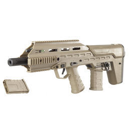 APS UAR 501 Airsoft Urban Assault Rifle S-AEG 6mm BB Dark Earth Tan
