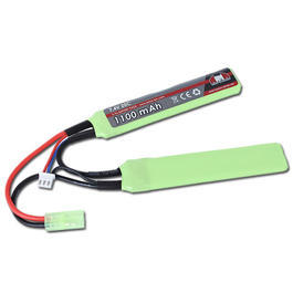 Arma Tech LiPo Akku 7,4 V 1100 mAh 20C Double Panel