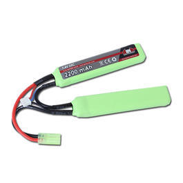 Arma Tech LiPo Akku 7,4 V 2200 mAh 25C Double Panel