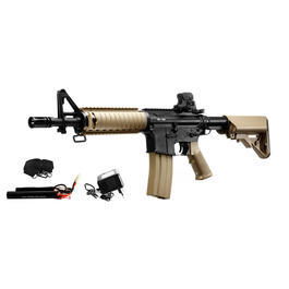 Ranger - Cybergun Colt M4A1 CQB Komplettset S-AEG 6mm BB Bicolor