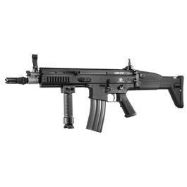 Classic Army Scar - G&G FN Herstal Scar-L CQB Vollmetall S-AEG 6mm BB schwarz