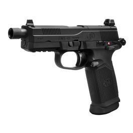 Softair kaufen - VFC FN Herstal FNX-45 Tactical mit Metallschlitten GBB 6mm BB Schwarz