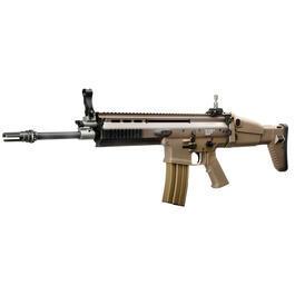 Classic Army Scar - Wei-ETech Socom-L MK16 Mod 0 Vollmetall S-AEG 6mm BB desert