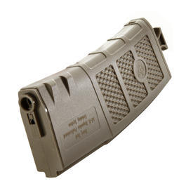 G&P M4 / M16 Magazin Ball Ball Mid-Cap 130 Schuss Flat Dark Earth