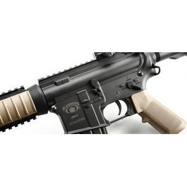 Cybergun Blackwater BW15 Compact Komplettset S-AEG 6mm BB Dark Earth
