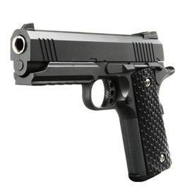 Softair ab 14 - Galaxy G25 Warrior Vollmetall Springer 6mm BB dunkelgrau
