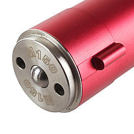 Alpha Parts Cylinder Unit M150 f. Systema M4 PTW mit 10.5 - 14.5 Zoll Lauf rot