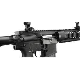 King Arms Oberland Arms OA-15 M7 Vollmetall S-AEG 6mm BB schwarz