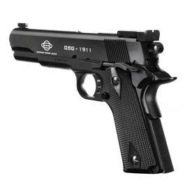 KWC GSG M1911 Heavy Weight Springer 6mm BB schwarz