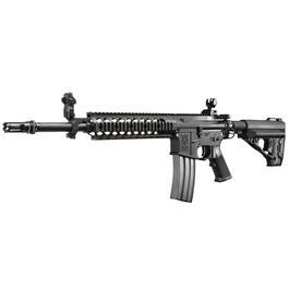 Airsoft - VFC VR16 Tactical Elite II Carbine Generation II Vollmetall S-AEG 6mm BB schwarz