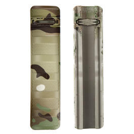 Dytac T-Style Battle Rail Cover 156mm 2er Set - Multicam