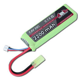 Arma Tech LiPo Akku 7,4 V 2200 mAh 20C Panel-Type