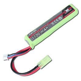 Arma Tech LiPo Akku 7,4 V 1100 mAh 20C Stick-Type