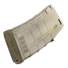 EXP M4 / M16 PMG-3 Magazin Mid-Cap 140 Schuss Dark Earth
