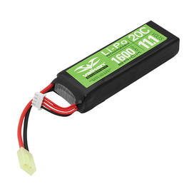 V Energy LiPo Akku 11,1 V 1600 mAh 20C Mini Brick Type