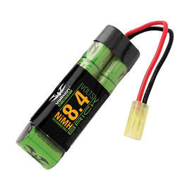 V Energy NiMH Akku 8,4 V 1600 mAh Flat Brick Mini-Type