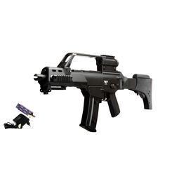 Softair Gun - Jing Gong Mod. 36CV Komplettset S-AEG 6mm BB schwarz