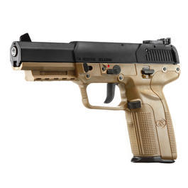 Marushin FN Herstal Five-seveN CO2 BlowBack 6mm BB FDE