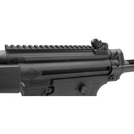 ICS GSG-522 Retractable Stock Komplettset S-AEG 6mm BB schwarz