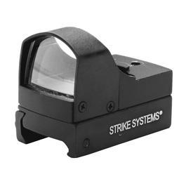 Strike Systems Micro Compact Red-Dot Leuchtpunktzielger�t inkl. 21mm Mount schwarz