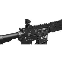 CAA Airsoft Division M4 Carbine Vollmetall Gas-Blow-Back 6mm BB schwarz