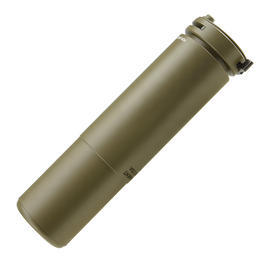 PTS Griffin Armament M4SD II Aluminium Mock Suppressor Dark Earth