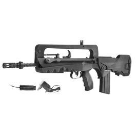 Cybergun FA-MAS 5.56 F1 Nylon Version Komplettset S-AEG 6mm BB schwarz