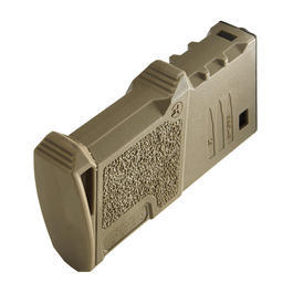 Ares M4 / M16 Magazin Amoeba 120 Schuss (Short-Type) Dark Earth