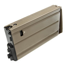 Wei-ETech Socom-H GBB Magazin 30 Schuss tan (Softairgas-Version)
