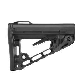King Arms M4 TWS Type 1 Retractable Schaft schwarz