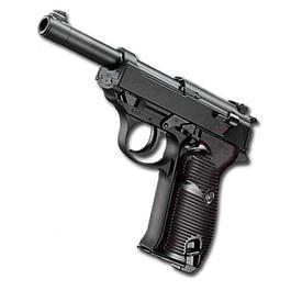Maruzen - Maruzen Walther P38 GBB Softair 6mm BB schwarz