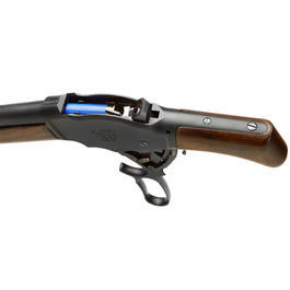 Marushin M1887 T2 Maxi8 Gas Lever Action mit H�lsenauswurf 8mm BB - Echtholz