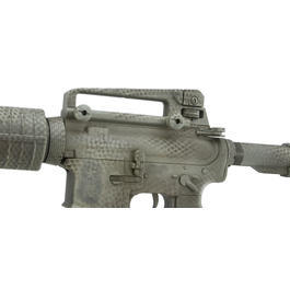 Evolution Airsoft Lone Star Rancher Carbine Vollmetall S-AEG 6mm BB Viper-Camo Limited-Editon